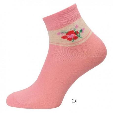 Dětské ponožky WALKING kytička